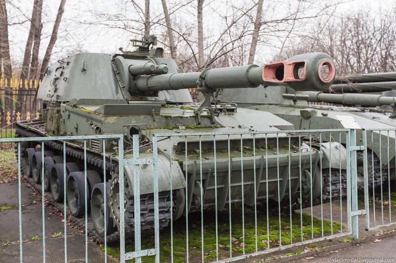 Дивизионная самоходная 152 мм гаубица 2С3 «Акация»