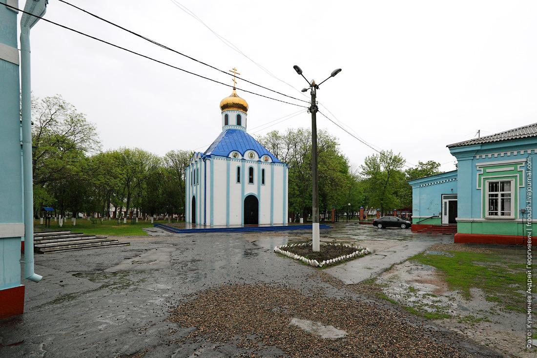 Храм Святой Блаженной Ксении Петербужской Ейск