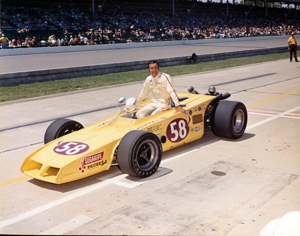 Gene Hobbs Race Car Driver