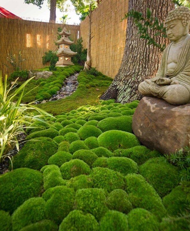 Садовые дворики. Ландшафтный дизайн  - фото 24