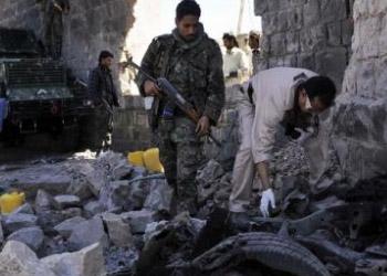 В Йемене ударом с беспилотника убиты 30 боевиков `Аль-Каиды`