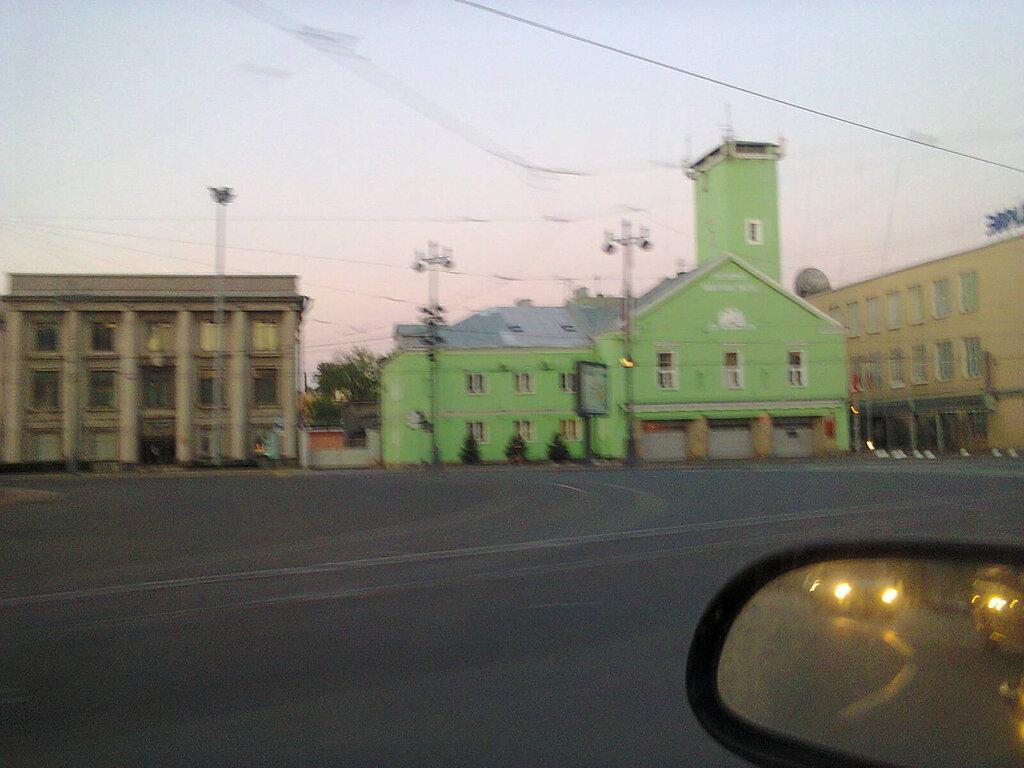 Пожарная часть Московской заставы