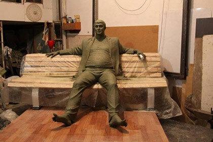 Чита ставит монумент в честь нового русского