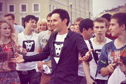 Уход Дурова из сети «ВКонтакте» стал первоапрельским розыгрышем
