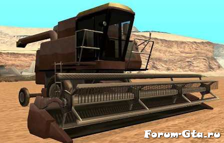 GTA San Andreas Combine Harvester