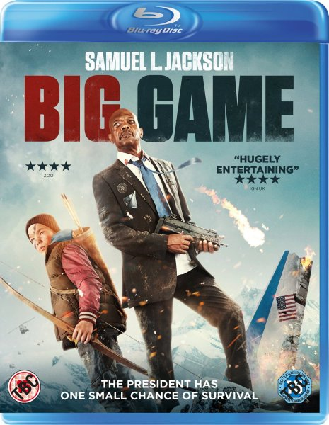Большая игра / Big Game (2014) BDRip/1080p/720p + HDRip