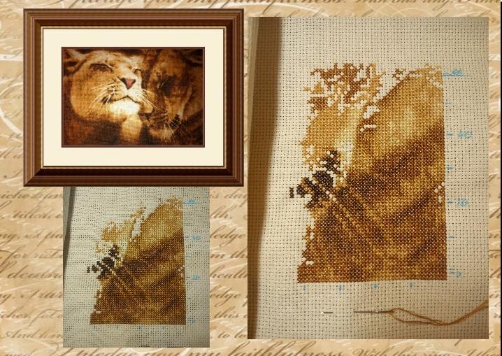 Золотое руно: Влюбленные львы