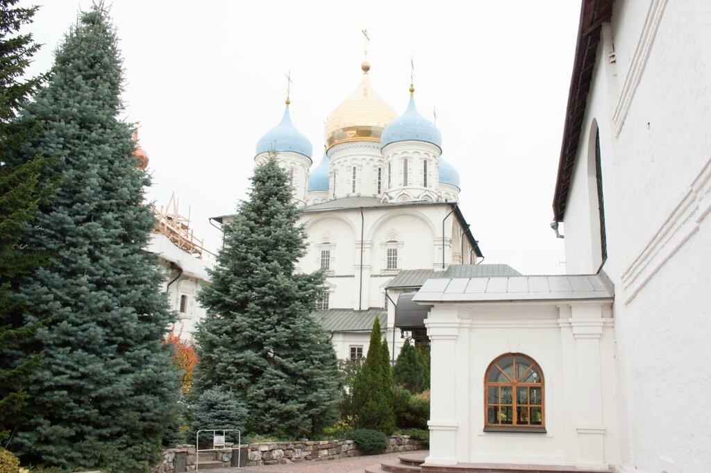 Новоспассикй монастырь