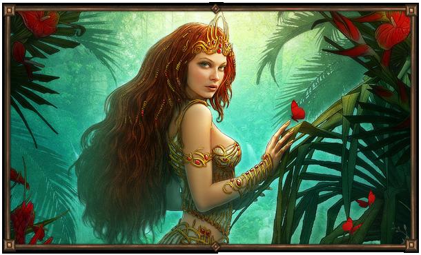 Айлей. Шиархи - Верховная, богиня Судьбы и Удачи