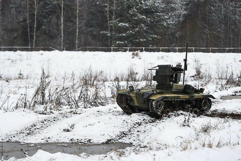 0 17f82b 83abc39 XL - Нерехта - боевой робот Красной Армии