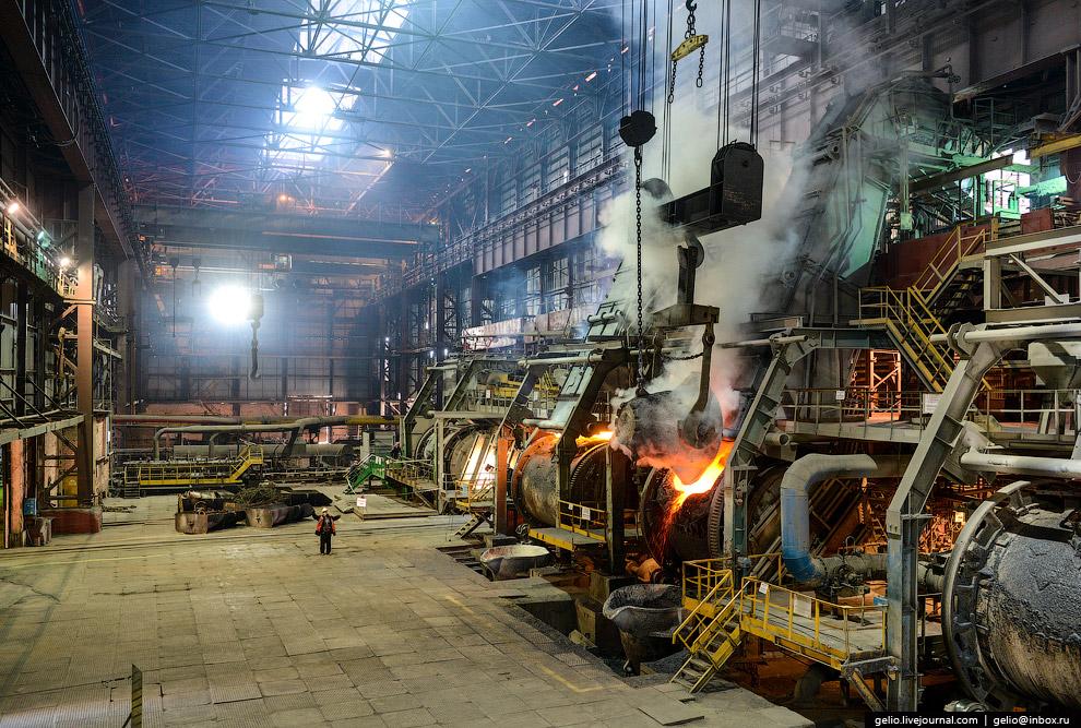 Металлообработка Для управления предприятиями по обработке цветных металлов было создано «УГМК-ОЦМ».