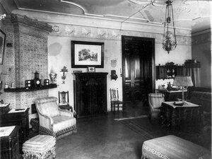 Гостиная в особняке И.Д.Бонштедта.