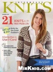 Журнал Interweave Knits №2 2015 Summer
