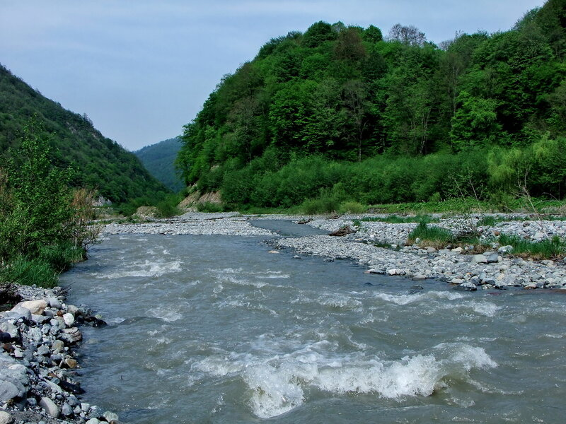 Река Геналдон
