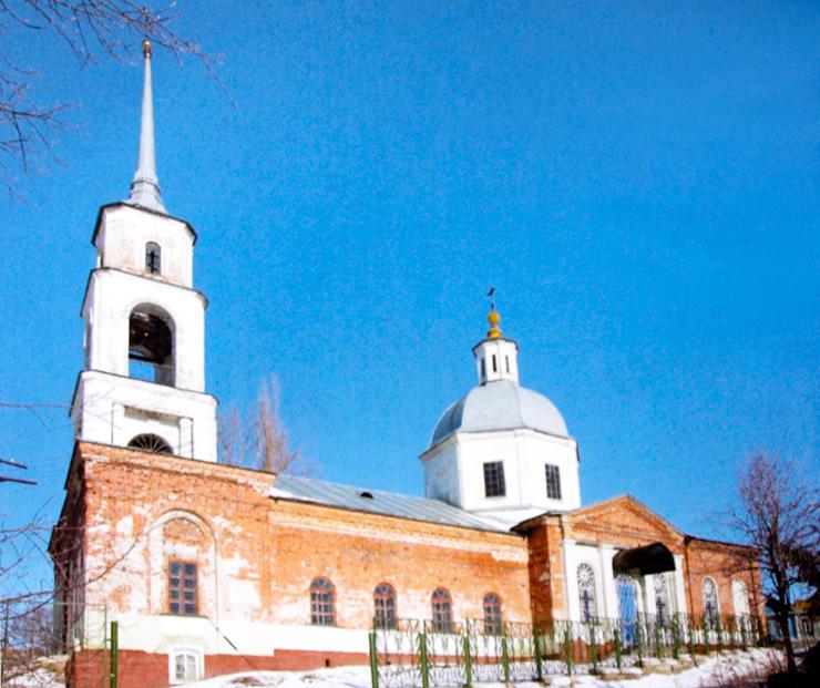 Рождество-Богородицкая церковь