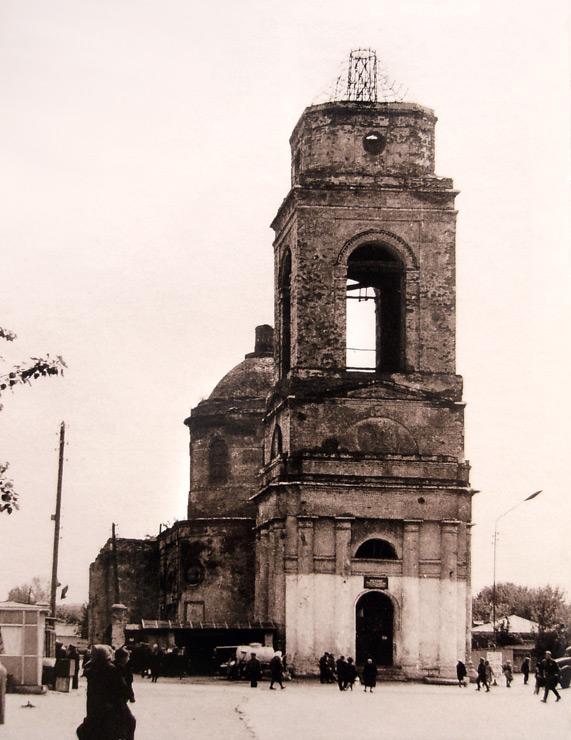 Храм Святой Троицы в Ельце