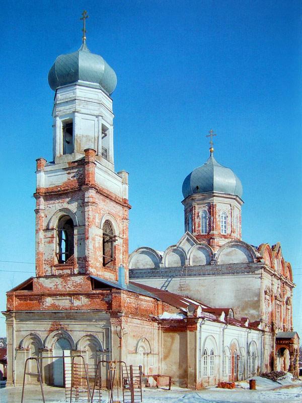 Храм Рождества Христова - Спасовский