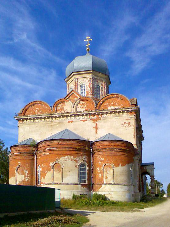 Спасовский - Христорождественский храм