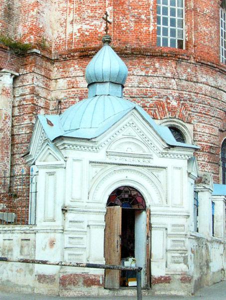 Часовня у Успенской церкви