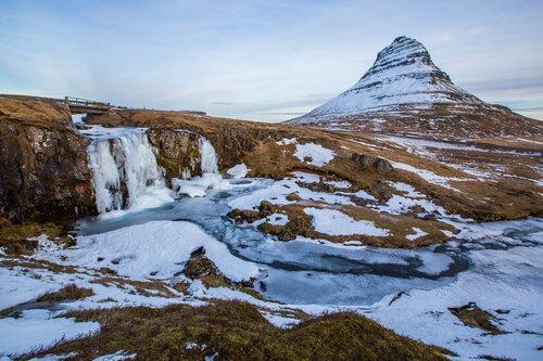 Когда ехать в Исландию: зимой или летом? Сравнительный фотоанализ.