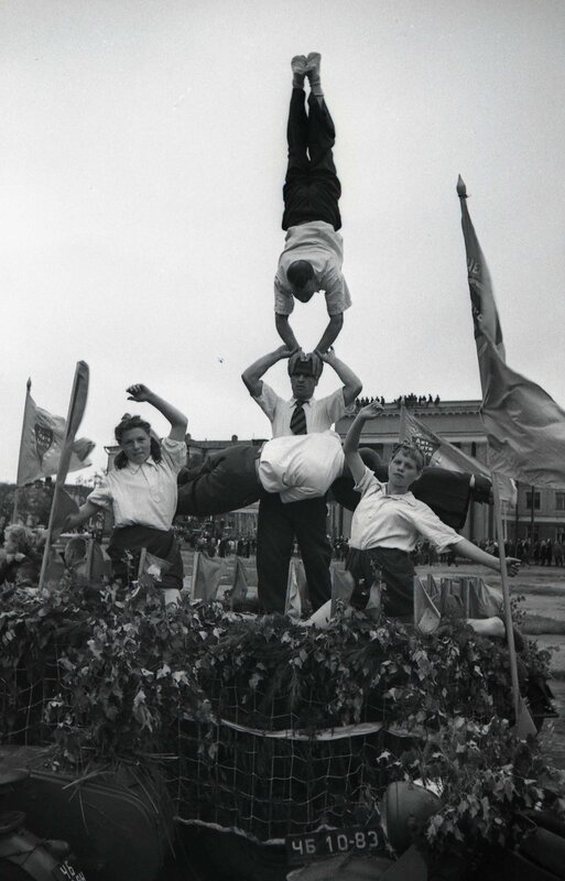 Спорт 1946 года