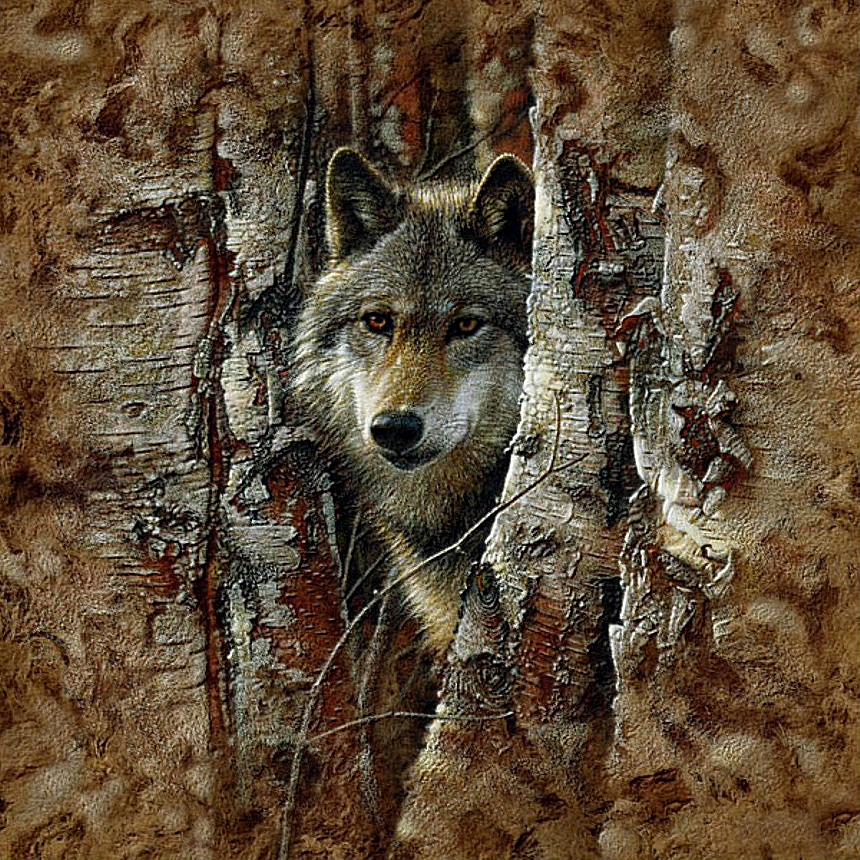 Люблю волков! Люблю их гордый нрав!