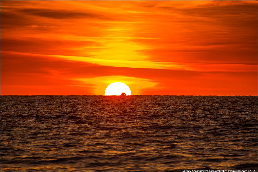 Огненное небо Ла-Манша
