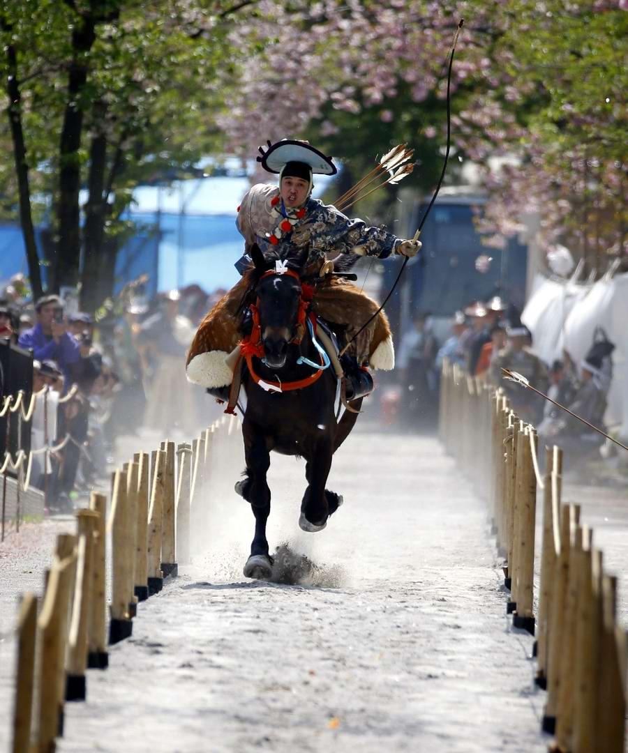 Стреляем из лука на полном скаку: Потомки японских самураев (6)