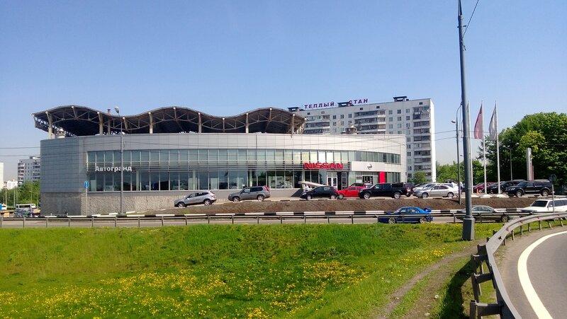Автогранд - официальный дилер Nissan