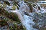 Плитвицкие водопады весной