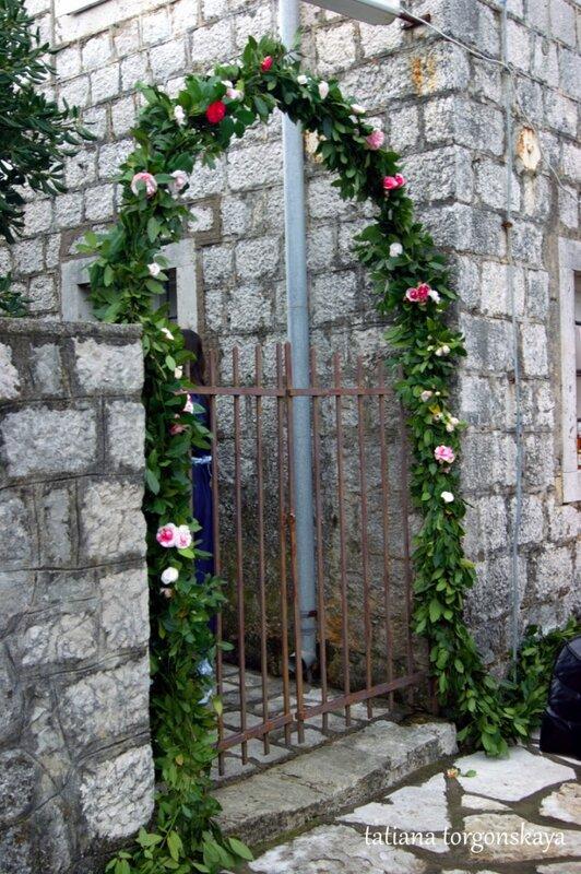 Ворота в Столиве