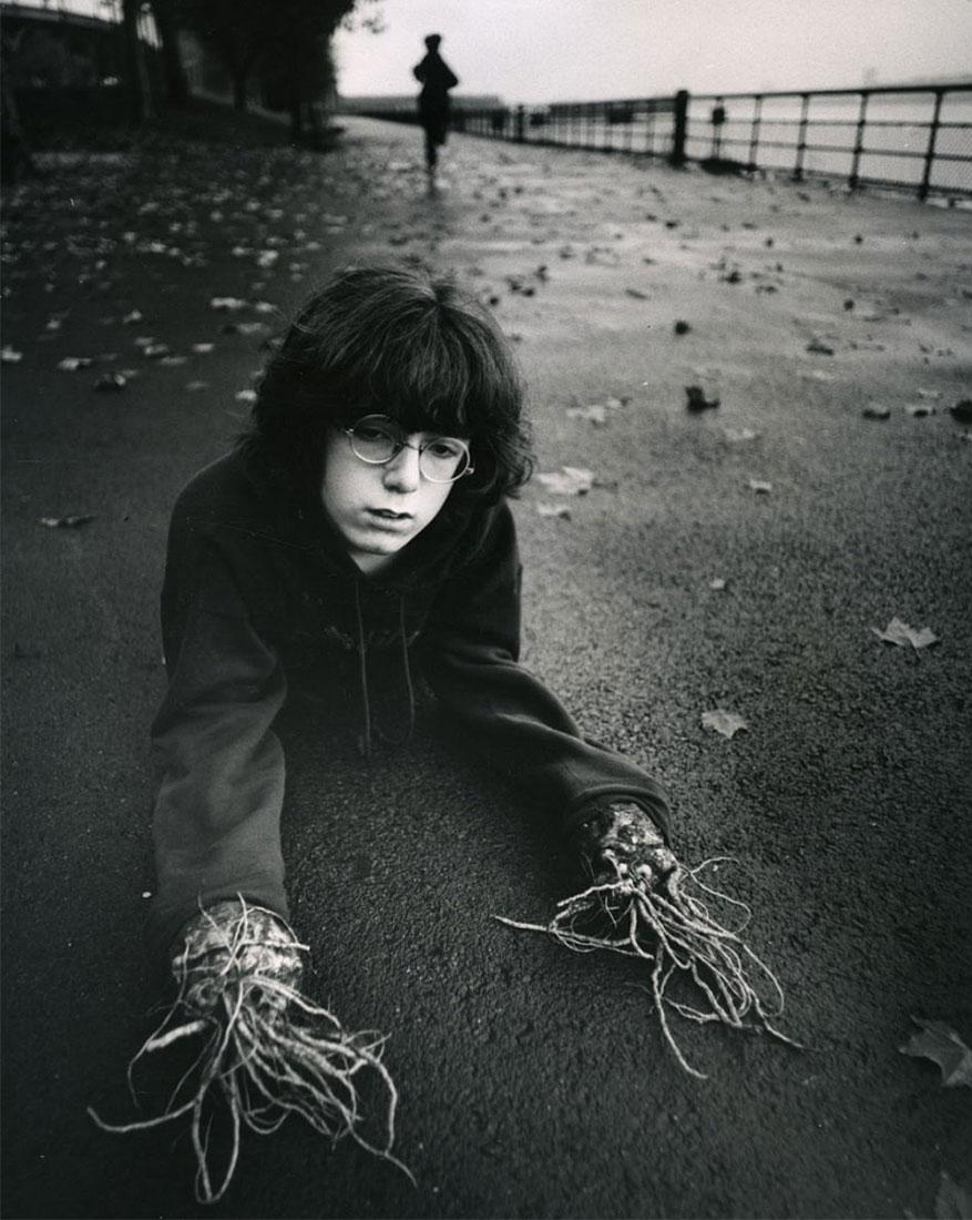 1971. Мальчик с руками-корнями. Нью-Йорк