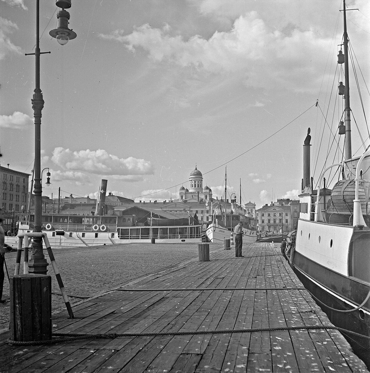 1941. 20 июня. Южный порт