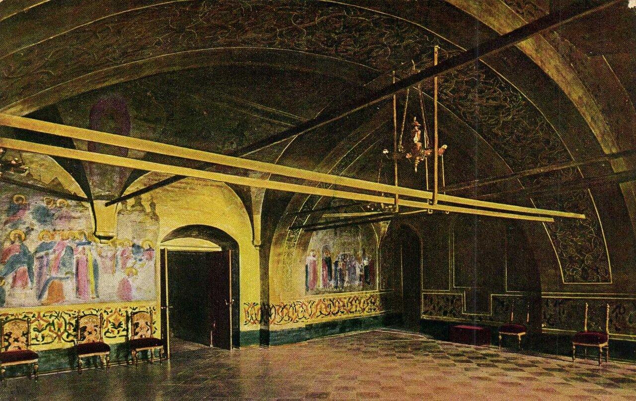 Кремль. Золотая палата в Теремном дворце