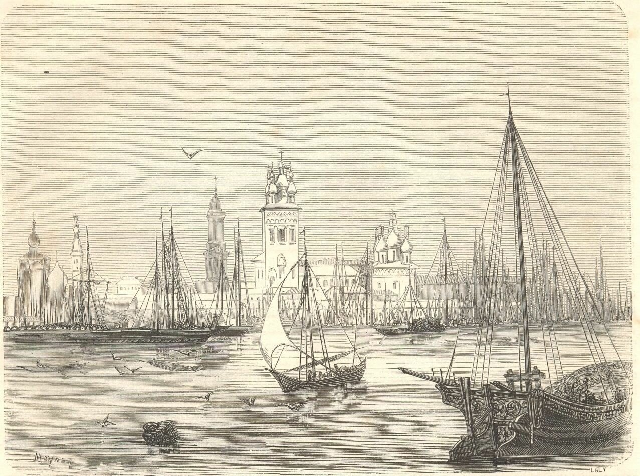 1860. Астрахань