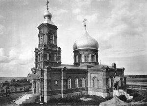 Церковь в Игумново