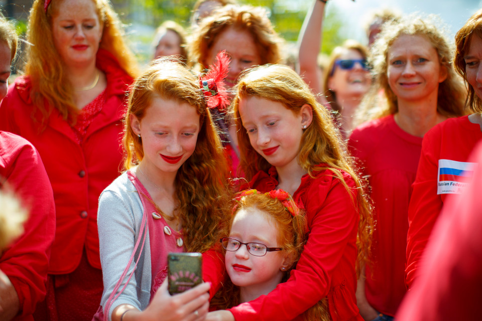 The Redhead Days festival
