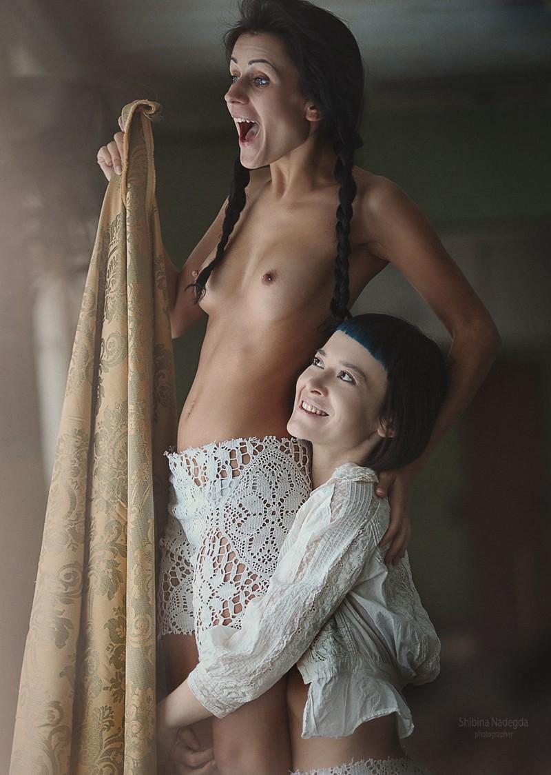 Увлекательные фотоистории Надежды Шибиной