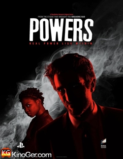 Powers Staffel 1-2 (2015)