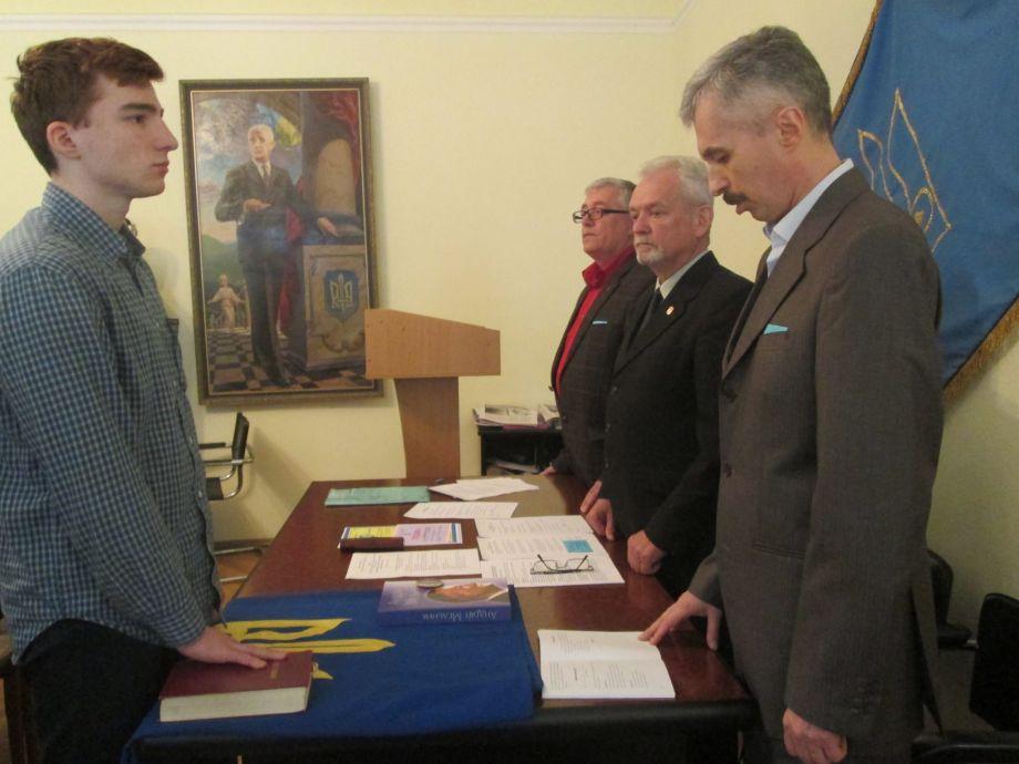 Состоялась конференция Оуновцев Киева