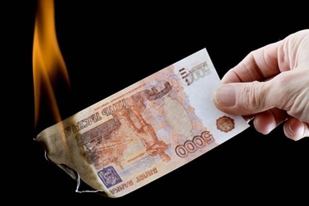 """Дотянуть до выборов: Кремль держит курс рубля из последних сил, обвал неизбежен - Злой одессит о том, чего стоит нынешняя """"стабильность"""" в РФ"""