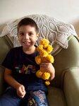 Галарза Вова номинация: «Я и моя кукла (игрушка)» Гимназия № 12, 4 класс.
