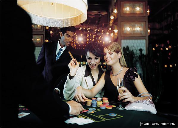Как делаются фотографии в казино?