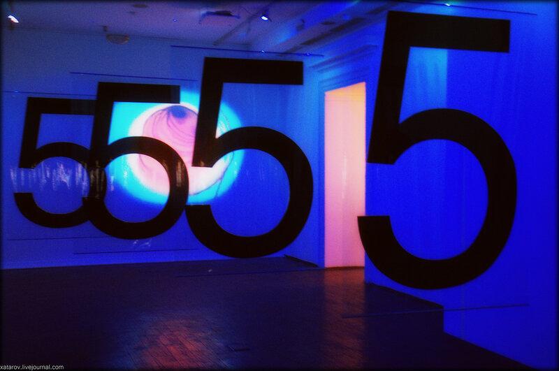 V Московская международная биеннале молодого искусства. Проект Гиперсвязи. Московский музей современного искусства