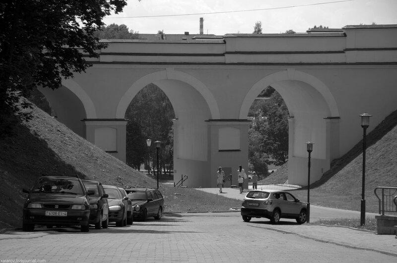 Старый и Новый замки в Гродно