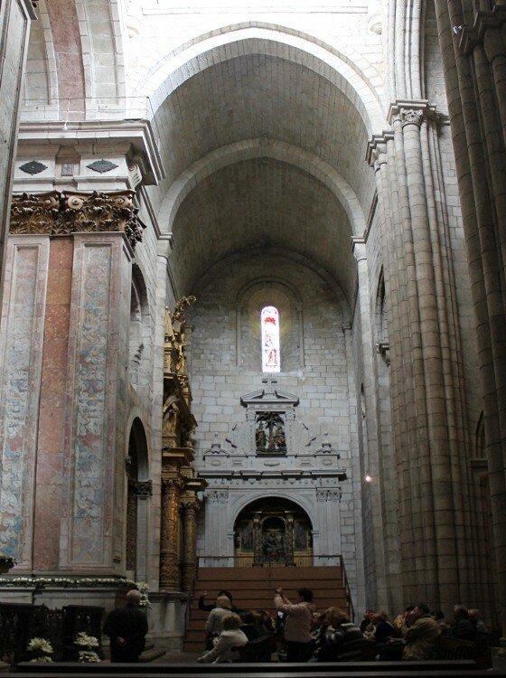 Порту. Кафедральный собор (Sé do Porto)