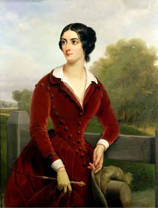 В 1843 году восторженная публика британской столице восторженно рукоплескала Лоле Монтес. Ее заж