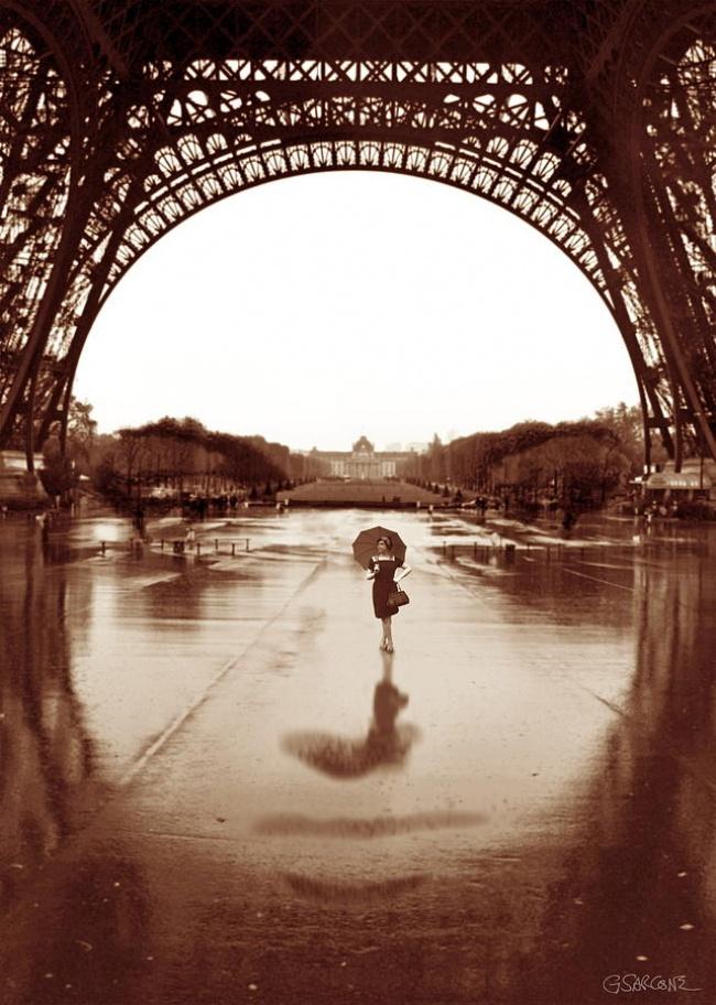 Лицо Парижа.
