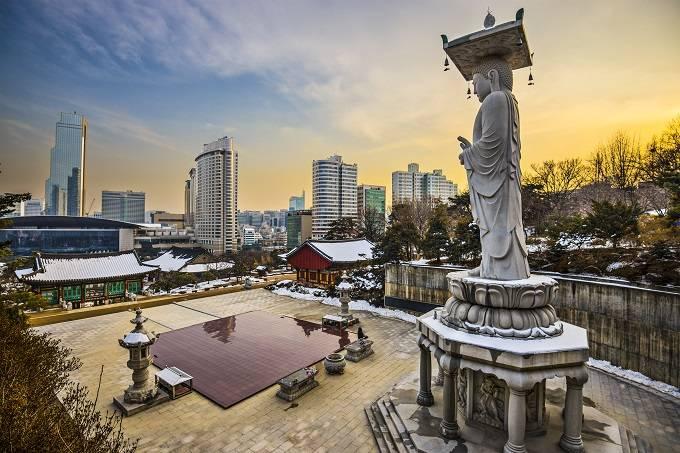 5. Станьте желанным гостем в корейской бане После того, как вы успокоили дух, самое время расслабить