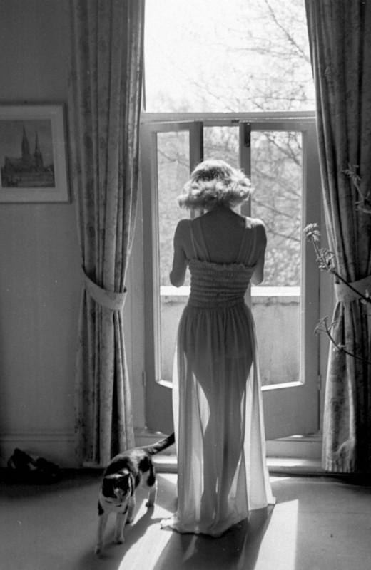 «Изящная ночнушка», 1949 год.